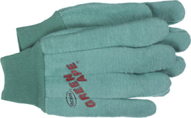Boss Manufacturing      P - Green Ape Chore Glove With Flexible Knit Wrist (Case of 12 )