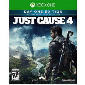 Just Cause 4 Day 1 Edition Xb1