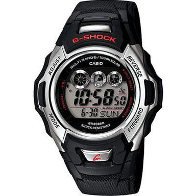 Casio G Shock Watch Solar Atom - Trivoshop