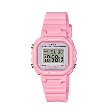 Ladies Color Digital Watch Pnk - Trivoshop