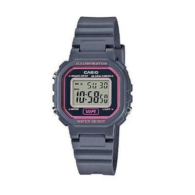Ladies Color Digital Watch Gry - Trivoshop
