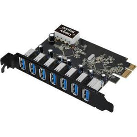 Usb 3.0 7-port Extension Pcie Host