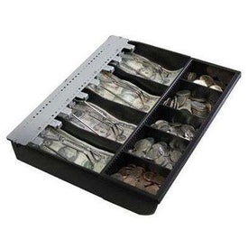 13in Cash Tray Coin Bill Slot - Trivoshop