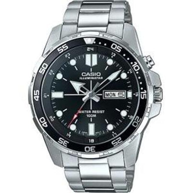 Mens 3 Hand Si Analog Watch - Trivoshop