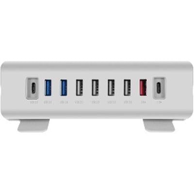 9 PORT USB HUB CHARGER