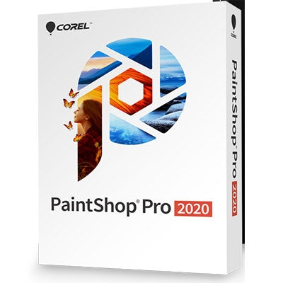 PaintShop Pro 2020 Mini Box