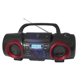 MP3 CD Boombox with Bluetooth - Trivoshop