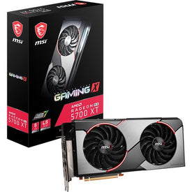 MSI RADEON RX 5700 XT GAMING X Radeon RX 5700 XT Graphic Card - 8 GB GDDR6