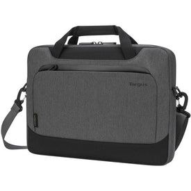 "Targus Cypress TBS92602GL Carrying Case (Slipcase) for 13"" to 14"" Notebook - Gray"