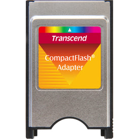 Transcend CompactFlash Adapter - Trivoshop