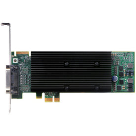 Matrox M9120 Plus Graphic Card - 512 MB DDR2 SDRAM