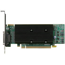 Matrox M9140-E512LAF M9140 Graphic Card - 512 MB DDR2 SDRAM