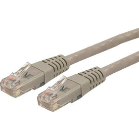 Startech Make Power-over-ethernet-capable Gigabit Network Connections - 10ft Cat 6 Patch