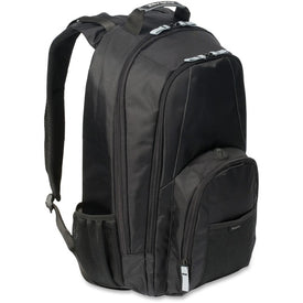 Targus Groove Backpack - Nylon - Black - 5 Inch - 19 Inch - 16.3 Inch - Trivoshop