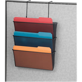 Fellowes Mesh Partition Additions™ Triple File Pocket
