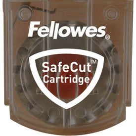 Fellowes SafeCut™ Rotary Trimmer Blade Kit - 3 Pk Assorted