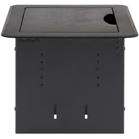 Kramer Enclosure - Black Anodized Aluminum Top