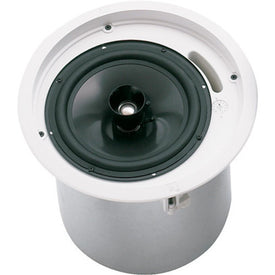 Electro-Voice EVID C8.2 2-way Ceiling Mountable Speaker - White