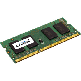 Micron Consumer Products Group 2gb 204-pin Ddr3 Sodimm Pc3-12800 1.35v