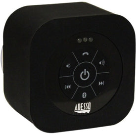 Adesso Xtream Xtream S1B Bluetooth Speaker System - Black