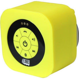 Adesso Xtream Xtream S1Y Bluetooth Speaker System - Yellow