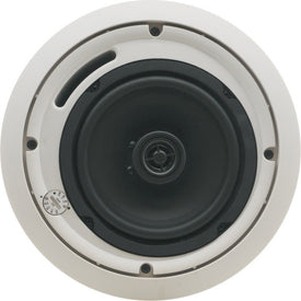 Kramer Galil 6-C 2-way Ceiling Mountable Speaker - 30 W RMS - White