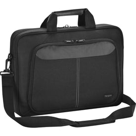 Targus Intellect TBT260 Carrying Case (Messenger) for 14. Notebook - Black - Trivoshop