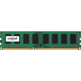Micron Consumer Products Group Crucial 8gb Ddr3 Pc3-14900 Unbuffered Non-ecc 1.35v 1024meg X 64