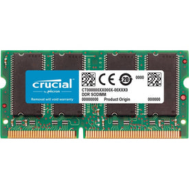 Micron Consumer Products Group 16gb Ddr3-1600 Sodimm 1.35v Cl11