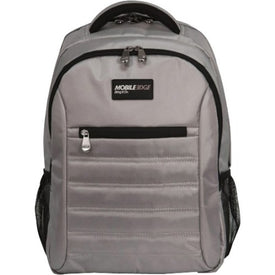"Mobile Edge Carrying Case (Backpack) for 17"" MacBook - Silver"