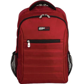 "Mobile Edge Carrying Case (Backpack) for 17"" MacBook - Crimson Red"