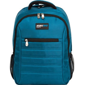 "Mobile Edge Carrying Case (Backpack) for 17"" MacBook - Teal"