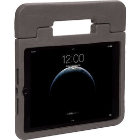 Kensington SafeGrip Carrying Case for iPad (2017 & 2018) - Charcoal - Trivoshop