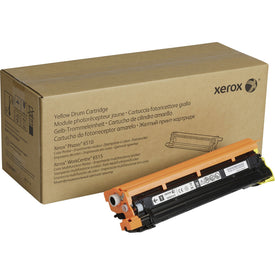 Xerox Yellow Drum Cartridge For Phaser 6510 - Workcentre 6515, 48k Pages