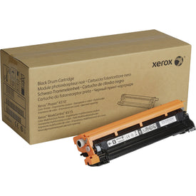 Xerox Black Drum Cartridge For Phaser 6510 - Workcentre 6515, 48k Pages