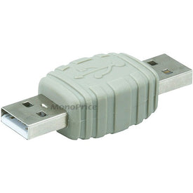 Monoprice, Inc. Usb 2.0 A Male To A Male Gender Changer Adapter