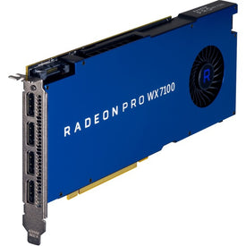 HP Radeon Pro WX 7100 Graphic Card - 8 GB GDDR5
