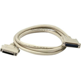 Monoprice, Inc. Hpdb50 M-db25 M Scsi Cable , Molded - 6ft