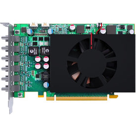 Matrox C680 Graphic Card - 4 GB GDDR5 - Full-height