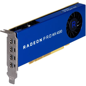 HP Radeon Pro WX 4100 Graphic Card - 4 GB GDDR5