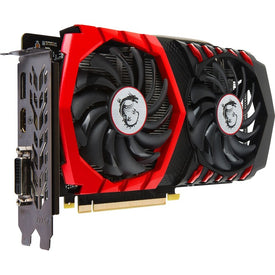 MSI GTX 1050 TI GAMING X 4G GeForce GTX 1050 Ti Graphic Card - 4 GB GDDR5