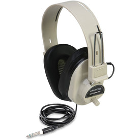 Ergoguys Ultra Sturdy Stereo Headphone with Volume Control