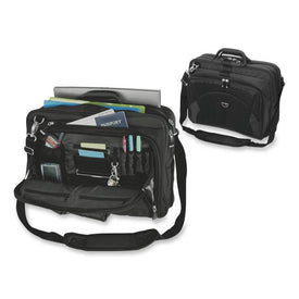 "Kensington Contour Carrying Case for 17"" Notebook - Black - Trivoshop"