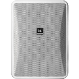JBL Professional Control 28-1 2-way Indoor-Outdoor Wall Mountable Speaker - 90 W RMS - White