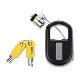 Kensington Retractable Keyed Notebook Lock