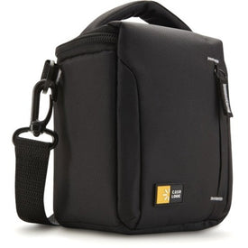 Case Logic TBC-404 Carrying Case Camera, Lens Cap, Accessories - Black