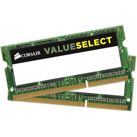Corsair Memory 16gb Kit (2x8gb) Ddr3l 1600mhz Unbuffered Cl11 Sodimm