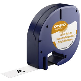 Dymo-cardscan-rolodex Dymo Tape Letratag Cloth Belgium Wht