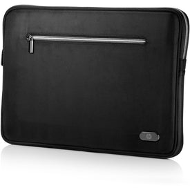 "HP Carrying Case (Sleeve) for 15.6"" Ultrabook - Black - Trivoshop"