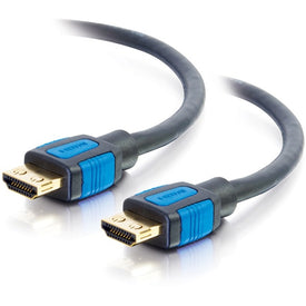 C2g (cables To Go) 35ft High Speed Hdmi Cable With Gripping Connectors - 4k 30hz - 35 Foot 4k Hdmi